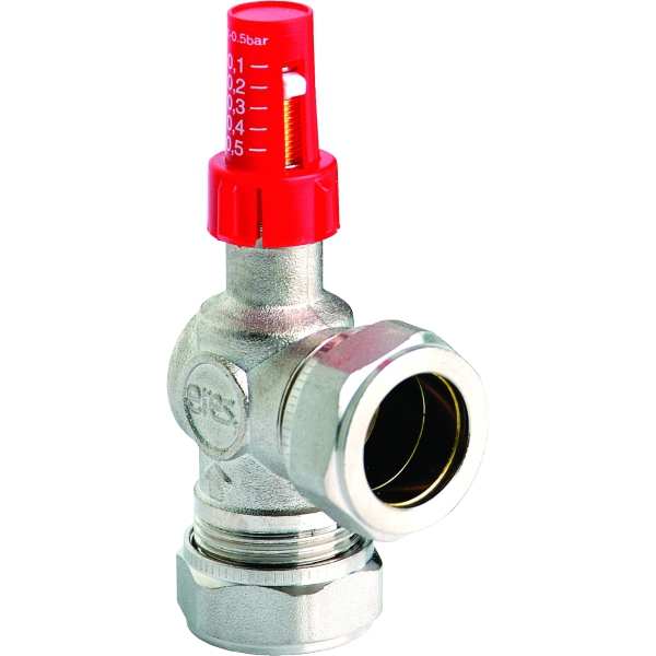 Altecnic Eres Bypass Valve 22mm