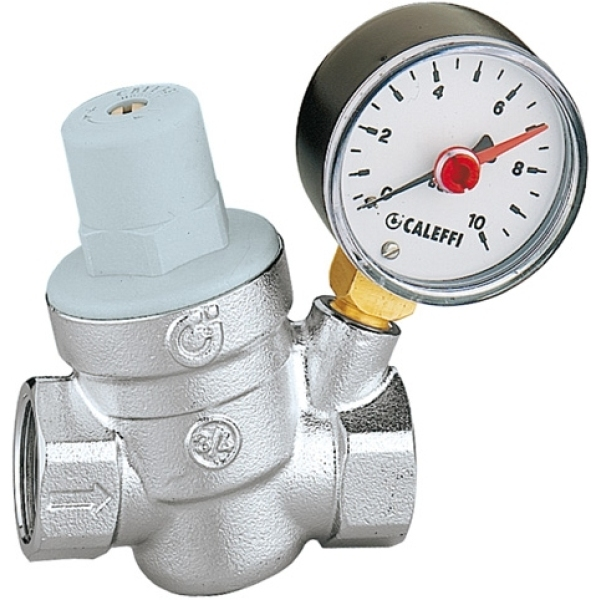 Altecnic Pressure Reducer & Gauge 3/4""