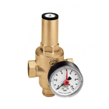 Altecnic Pressure Reducing Valve & Gauge