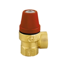 ALTECNIC SAFETY VALVE 1/2INCH 3 BAR