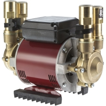 Amazon Twin Regenerative 4.0 Bar Brass Shower Pump