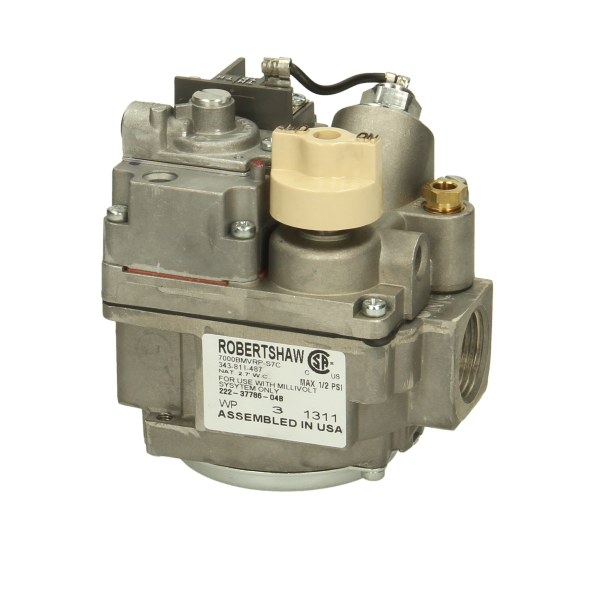ANDC511AWH MULTIGAS VALVE-NG PP