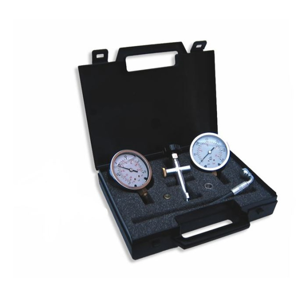 Anton Compound Gauge (Pressure & Vacuum)