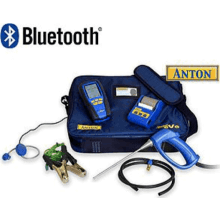 Anton eVo3 Gas Analyser KIT1 Bluetooth
