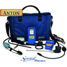 Anton Sprint Pro3 Bluetooth Multifunction Flue Gas Analyser Kit A