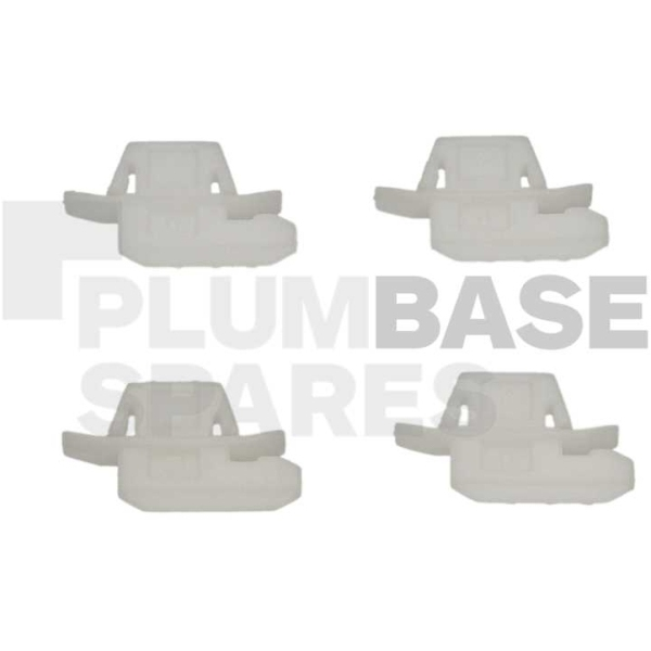 ARI574302 CASE BRACKET PLASTIC PACK 4