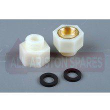 ARISTON CON.DIELECTRIC JOINTS 2PCS