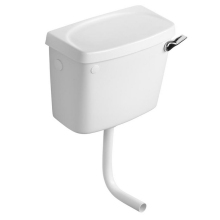 Armitage Group Low Level Cistern SS&O - White