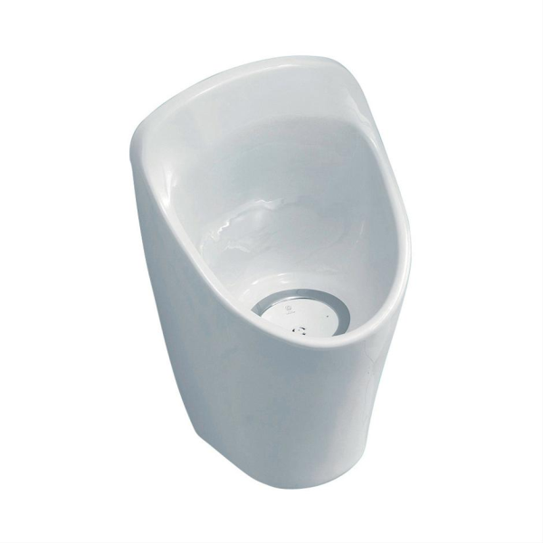 Armitage Shanks Aridian 62cm Waterless Urinal Bowl With 1 Cartridge