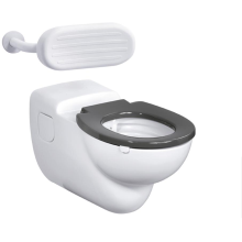 Armitage Shanks Contour 21 Rimless Wall Hung WC Pan 70cm Projection Requires S430267 Constructed Flush