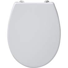 Armitage Shanks Contour 21 Small Toilet Seat & Cover For 305mm High Pan Bottom Fixing Hinges