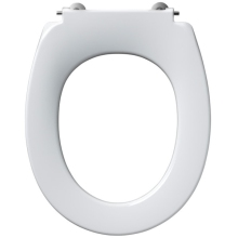 Armitage Shanks Contour 21 Small Toilet Seat For 305mm High Pan No Cover Bottom Fixing Hinges
