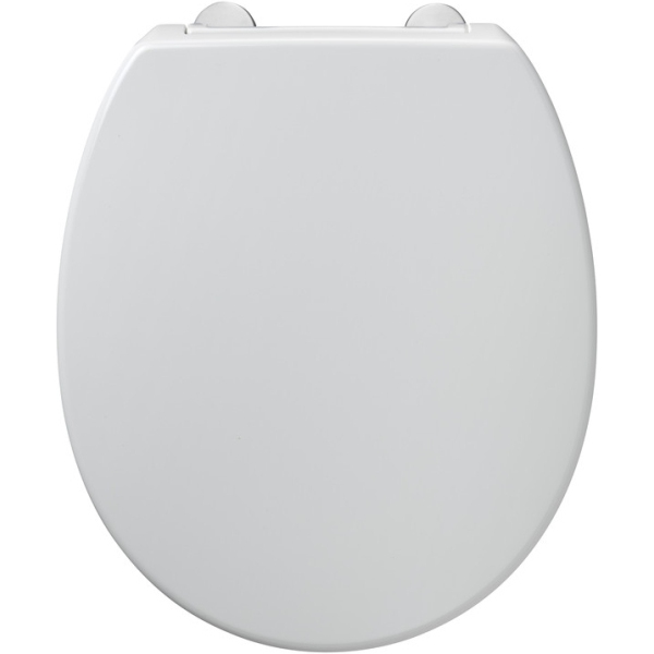 Armitage Shanks Contour 21 Standard Toilet Seat & Cover Top Fixing Hinges