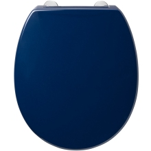 Armitage Shanks Contour 21 Standard Toilet Seat & Cover Top Fixing Hinges Blue