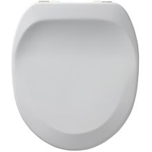 Armitage Shanks Dania 5cm Raised Toilet Seat & Cover White