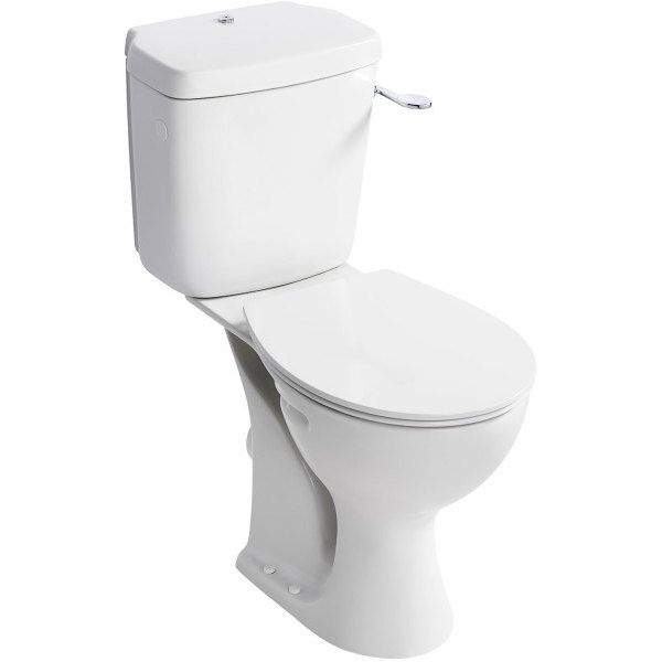 Armitage Shanks Sandringham 21 Close Coupled Raised Height WC Pan