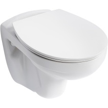 Armitage Shanks Sandringham Wall Hung WC Pan - White