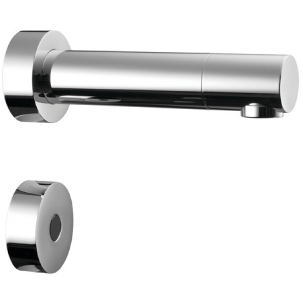 Armitage Shanks Sensorflow 21 Wall Mounted 15cm Tubular Spout With Separate Sensor Mains