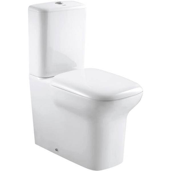 Arya Comfort Height Close Coupled Closed Back WC Pan