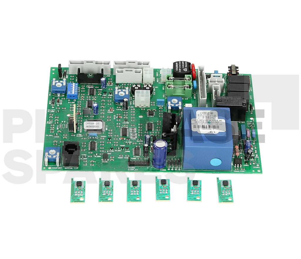 Main Printed Circuit Board 65103422 What Is The Name Of