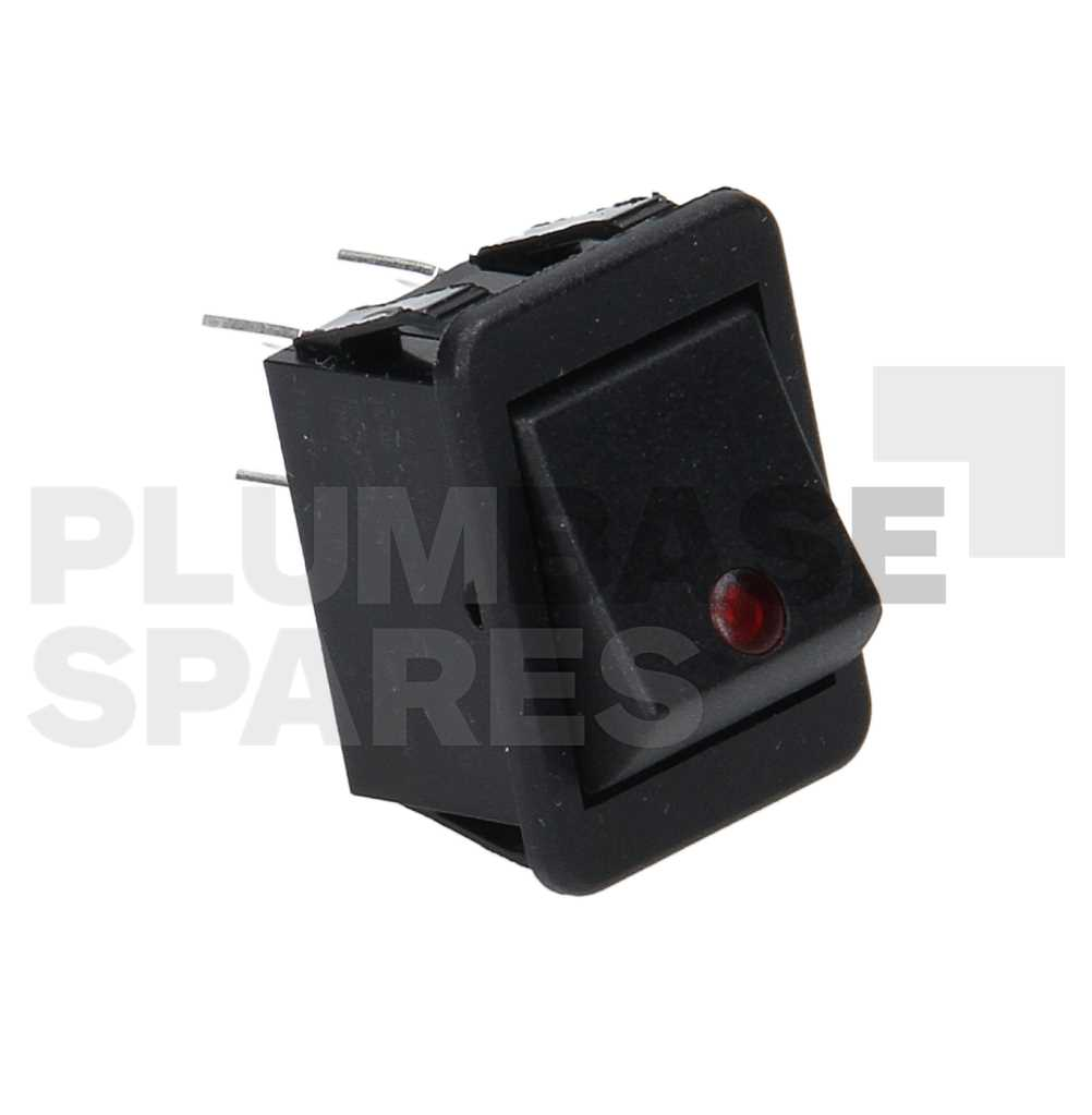 Grant On/Off Double Pole Switch Efbs19