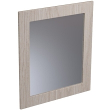Atlanta 600mm Tall Framed Mirror