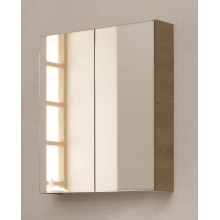 Atlanta Concepts 2 Door Mirror Storage Unit 600 Mali Oak