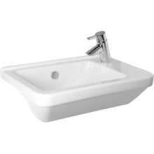 Atlanta Forino Short Projection Semi-Rescessed Basin