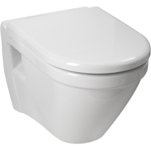 Atlanta Forino Suspended WC Pan - White