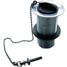 Aura Slotted Basin Waste Plug & Chain