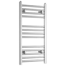 Aura Straight Towel Rail Chrome