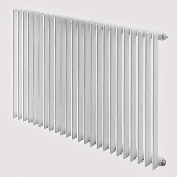 Barlo Adagio 35 Single Designer Radiator 600x630mm White