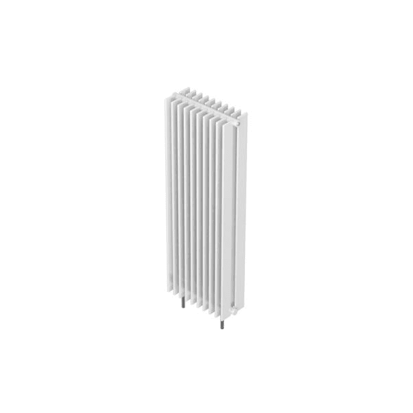 Barlo Adagio 70 Double Designer Radiator 2000x480mm White