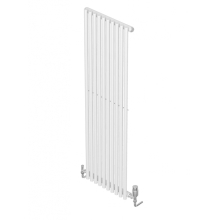 Barlo Plaza Single Designer Radiator 1800x595mm White
