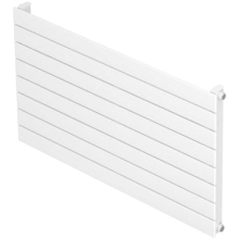 Barlo Slieve T11 Single Panel Designer Radiator 433x1400mm White