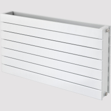 Barlo Slieve T22 288mm x 1000mm Double Panel Designer Radiator - White