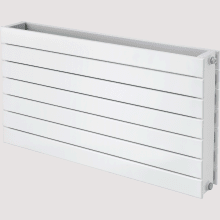Barlo Slieve T22 288mm x 1200mm Double Panel Designer Radiator - White