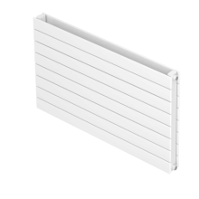 Barlo Slieve T22 578mm x 1000mm Double Panel Designer Radiator - White