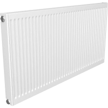 Barlo Veha T11 Single Panel Radiator 600x600mm White