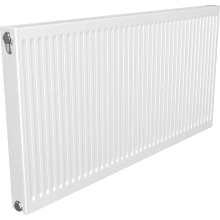 Barlo Veha T22 Double Panel Radiator 600x600mm White