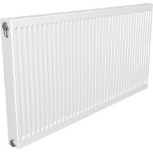 Barlo Warmastyle T21  600mm x 1000mm Double Panel+ Radiator - White