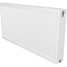 Barlo Warmastyle T22 600mm x 1300mm Double Panel Radiator - White