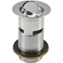 Basin Waste Slot Swivel Plug