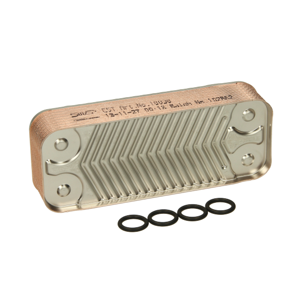 Baxi 241160 Dhw Heat Exchanger