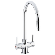 Bristan Beeline Monobloc Sink Mixer with Pull Out Nozzle 395mm Chrome