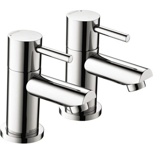 Bristan Blitz Basin Taps Chrome