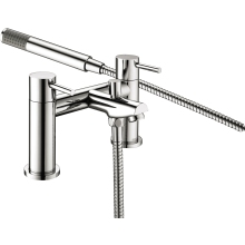 Bristan Blitz Bath/Shower Mixer - Chrome