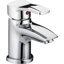 Bristan Capri Basin Mixer (without waste) 129mm x 92mm Chrome