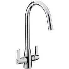 Bristan Echo Easyfit Mono Sink Mixer Chrome