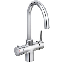 Bristan Gallery Rapid Boiling 3 in 1 Sink Mixer Chrome